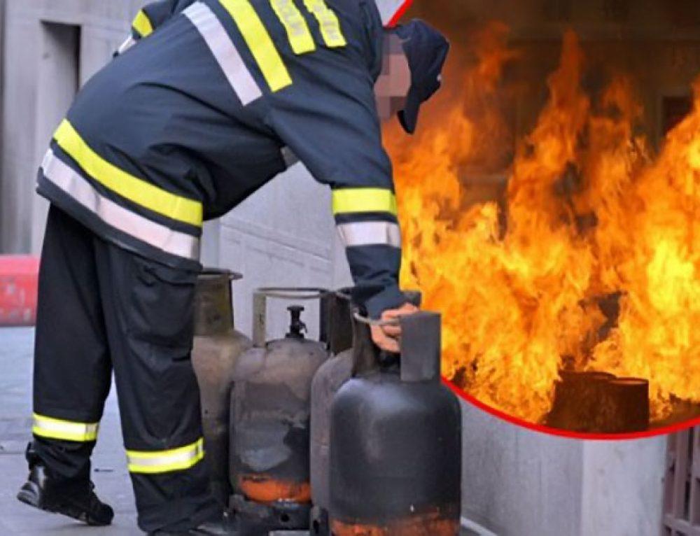 Punjenje butan boce na pumpi nije bezbedno