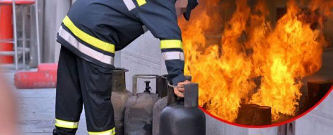 Bezbednost - plin, eksplozija