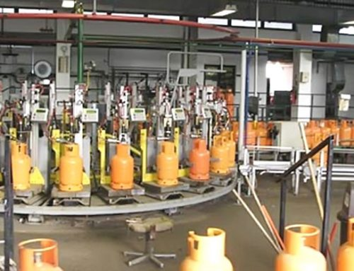 Svaka boca Gas Expresa poseduje žig Jugoinspekta